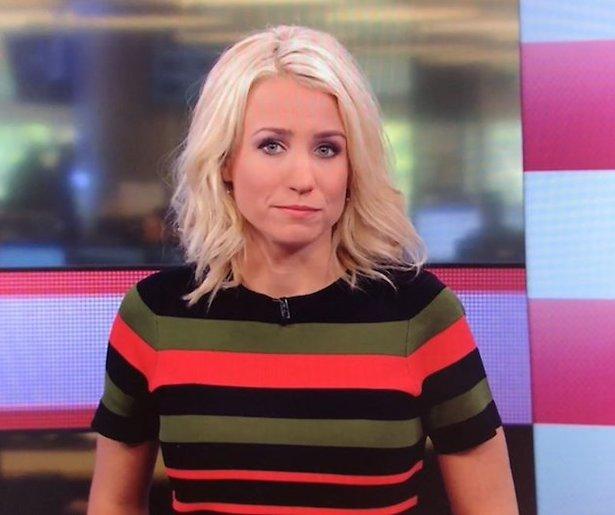 Voetbalfans gaan los over Dionne Stax' kledingkeuze