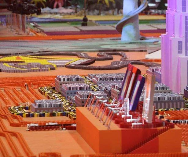 RTL stelt Domino Day nogmaals uit vanwege coronacrisis