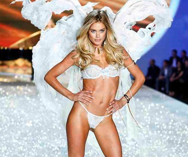 YouTube-hit: Doutzen Kroes in Super Bowl-reclame Victoria's Secret