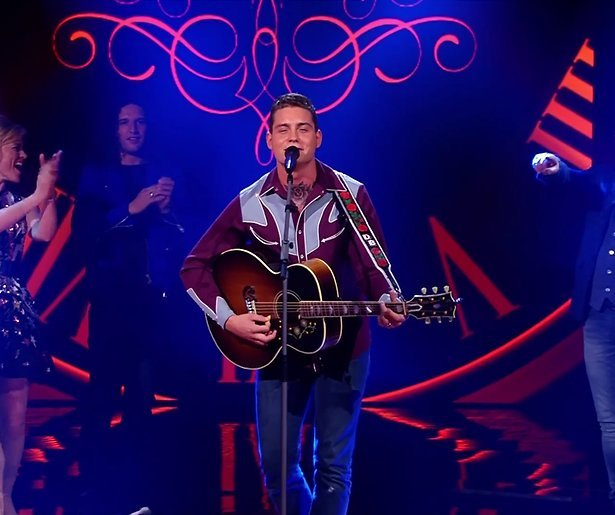 Douwe Bob vierde coach The Voice Kids
