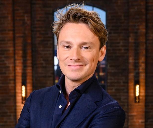Presentator Sander Schimmelpenninck gaat emigreren