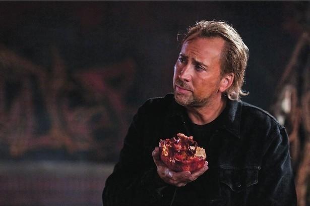 Nicolas Cage is boos