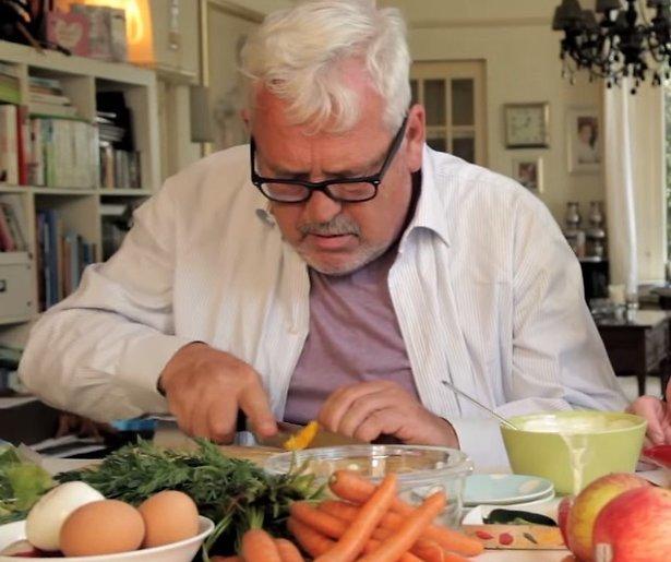 Koken met Ernst Daniël Smid en Diederik Jekel
