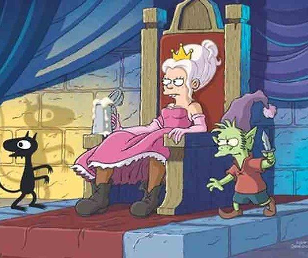 Netflix komt met animatieserie van The Simpson-makers
