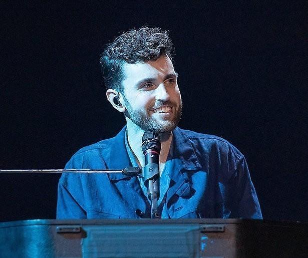 Duncan Laurence in songfestival-jury Frankrijk