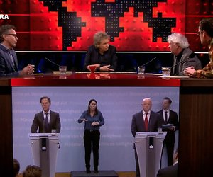 De TV van gisteren: Weer kijkcijferrecord voor De Wereld Draait Door