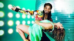 Rechtstreeks vanaf de dansvloer in Dancing with the stars
