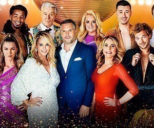 GTST-sterren in Dancing with the Stars