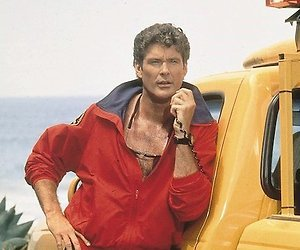 David Hasselhoff rol in Baywatch-film