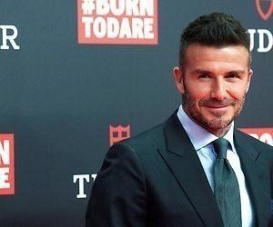 David Beckham begint productiehuis voor tv-shows