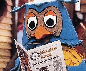 Winnaar Gouden Televizier-Ring 1969: De Fabeltjeskrant