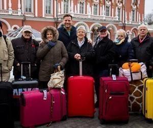 Hoogbejaarden reizen wereld over in De wereld rond met 80-jarigen