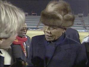Magische Nelson in De Magie van Mandela