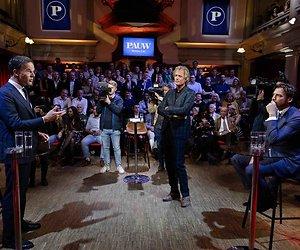 De TV van gisteren: 1,5 miljoen voor debat Rutte vs Baudet