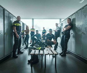 Echte Rotterdamse Flikken in Dienders