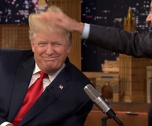 Jimmy Fallon overspoeld met haattweets na Trump interview
