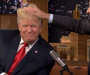 Jimmy Fallon overspoeld met haattweets na Trump interview