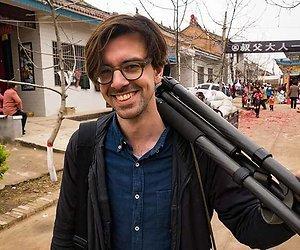 Interview met Ruben Terlou over Door het Hart van China