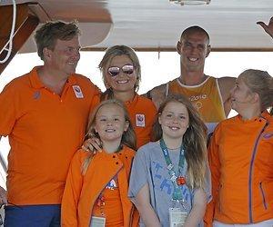 Amerikaanse zender herkent koning Willem Alexander niet
