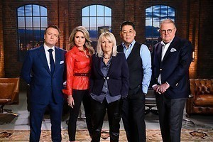 Elektronische vondst in Dragon's den