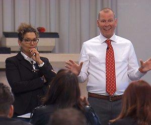 De TV van gisteren: 420.000 voor gekke laatste aflevering Dream School