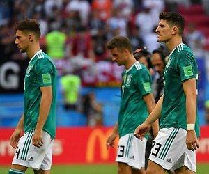 De TV van gisteren: 1,2 miljoen zien Duitsland uit het WK vliegen