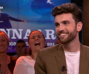 De TV van gisteren: Recordaantal kijkers voor Songfestival-uitzending Pauw