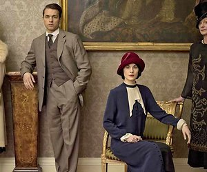 Spannende FB-post Downton Abbey