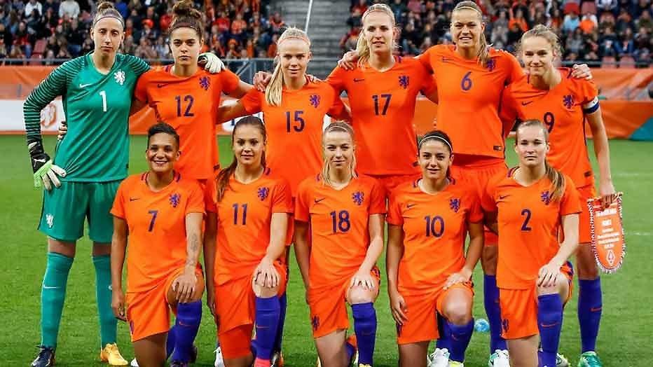 De TV van gisteren: 2,1 miljoen voor eerste EK-wedstrijd voetbalvrouwen