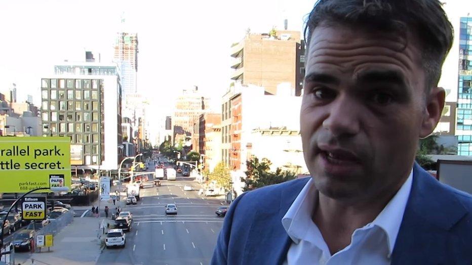 Erik Mouthaan tekent bij als VS-correspondent RTL Nieuws