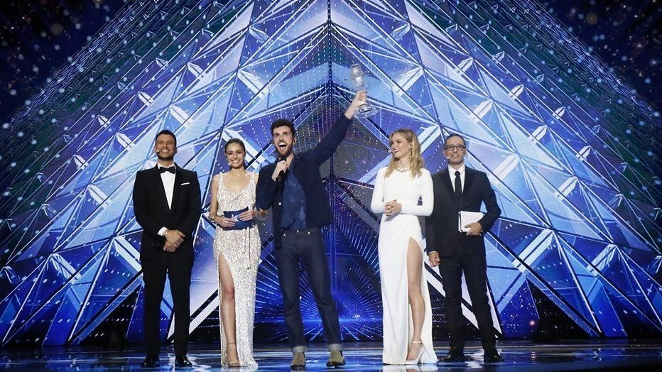 Duncan Laurence - Eurovisie Songfestival
