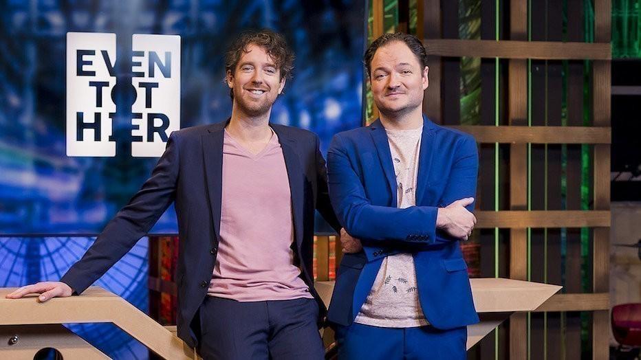 Even tot hier Niels van der Laan en Jeroen Woe
