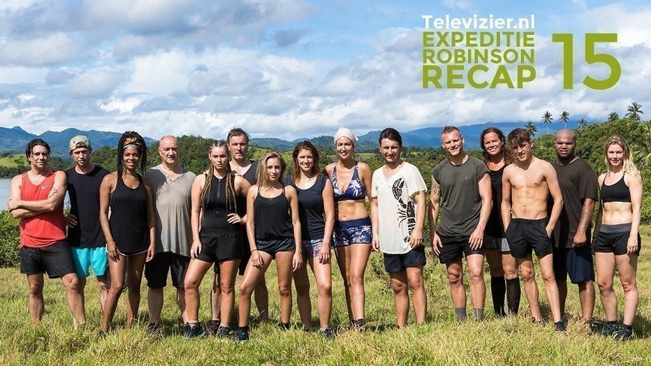 Expeditie Robinson 2017 - #15: Soundos verrast vriend en vijand met finaleplek