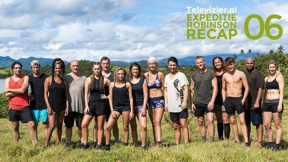 Expeditie Robinson 2017 - #06: Verkeerde gok Richard wordt dochter Joëlle fataal