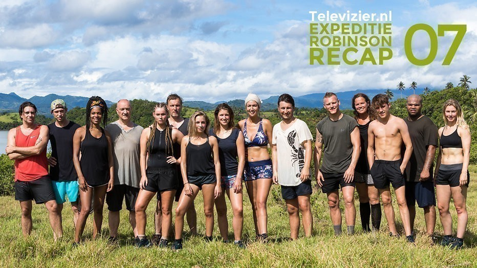Expeditie Robinson 2017 - #07: Uithongeringsplan Soundos en Carolina faliekant mislukt
