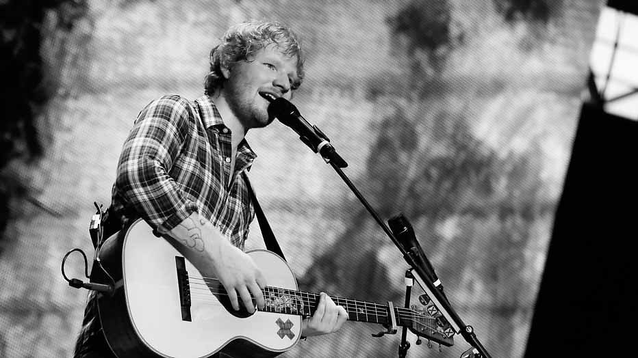 Ed Sheeran zingt in Game of Thrones