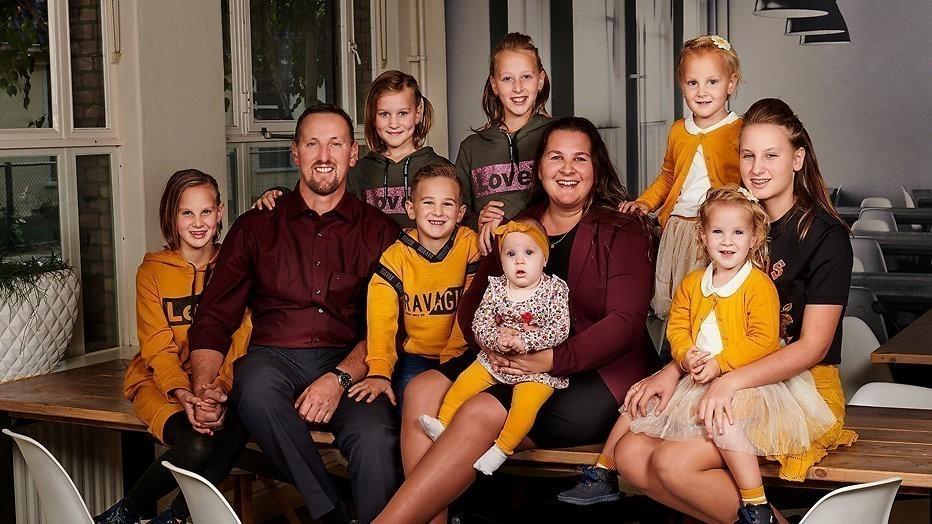 Zeven dochters en een zoon