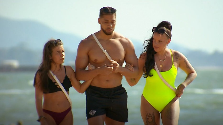 Ex on the beach blog/samenvatting aflevering 1