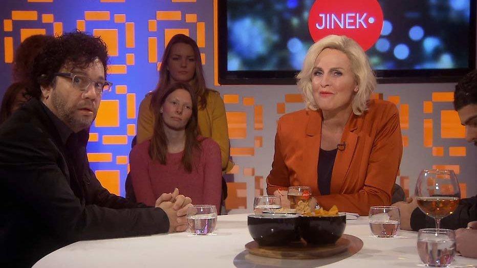 Erik Dijkstra schaamt zich voor persiflage