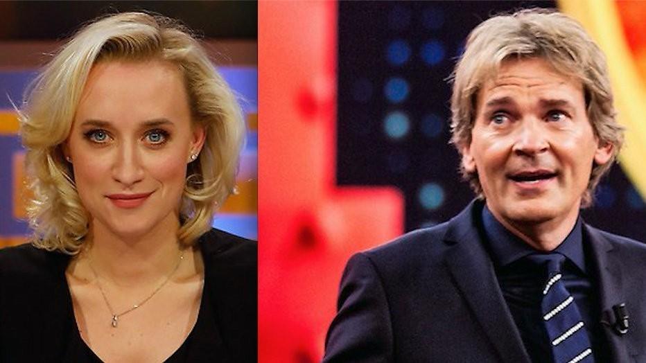 Verlaten Eva Jinek en Matthijs van Nieuwkerk hun talkshows?