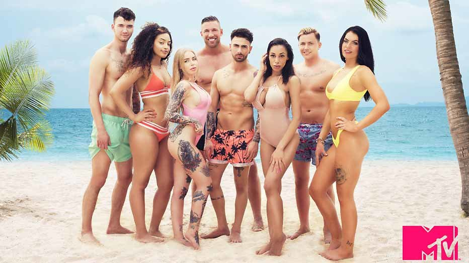 GroB Dit Zijn De 8 Hotte Singles In Ex On The Beach: Double Dutch
