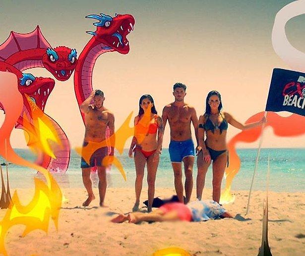 MTV komt met all stars-seizoen Ex on the Beach: Double Dutch
