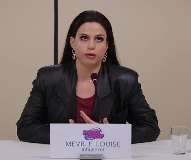 Videosnack: Elise Schaap als Famke Louise op Televizier-Ring Gala