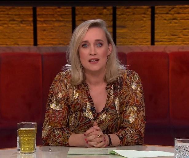 Eva Jinek maakt themashow Vrienden van Amstel Live