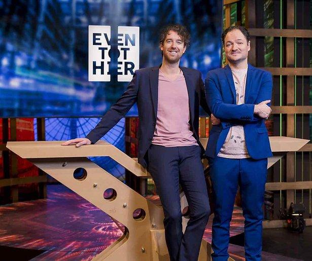 Populaire show Even Tot Hier bijna terug op tv
