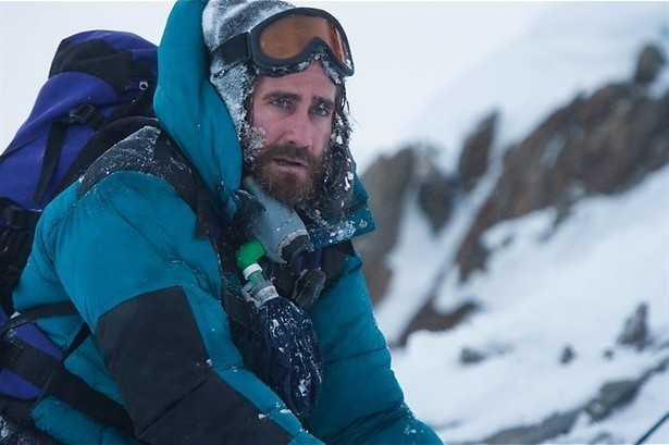 Bergbeklimmen met Jake Gyllenhaal