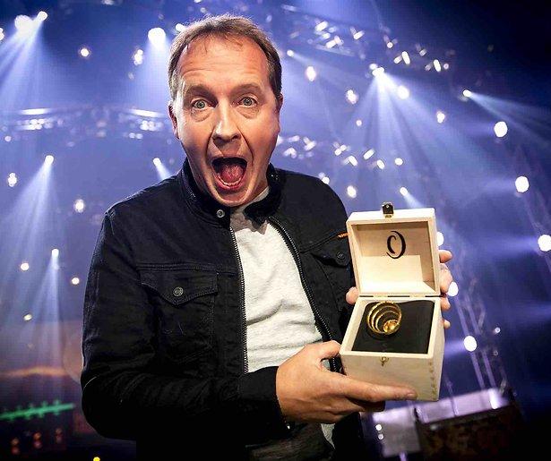 Evers Staat Op wint Gouden RadioRing