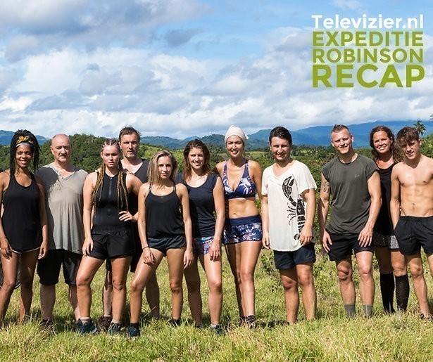 Expeditie Robinson 2017 - #03: Scheur in Brace' achillespees én in kamp Zuid
