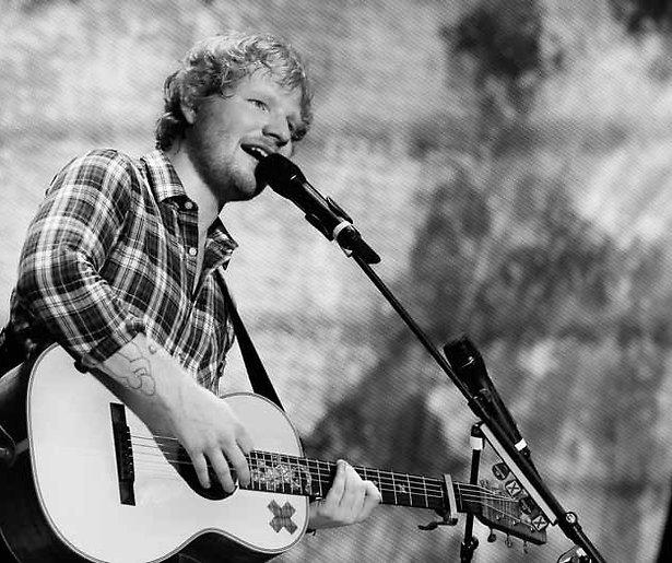 Ed Sheeran zingt in Game of Thrones