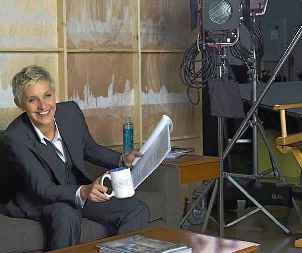 Ellen DeGeneres terug op Nederlandse tv